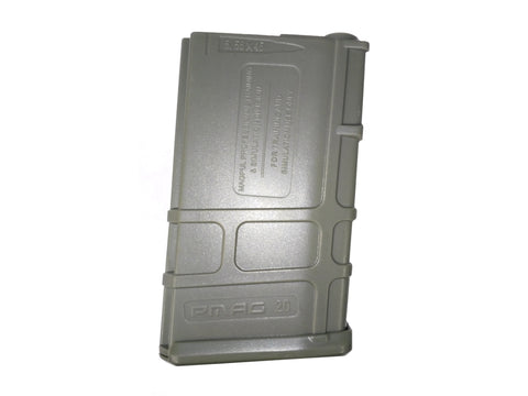 PMAG 20Rd Foliage Green 10pcs
