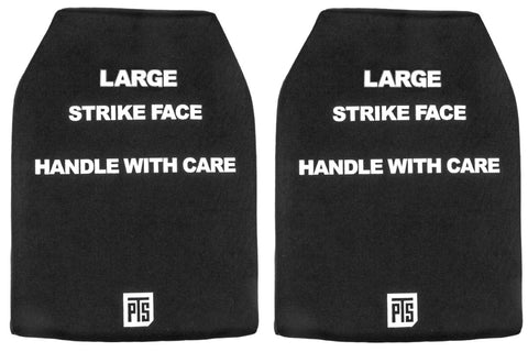 PTS SAPI Dummy Plate Set (Front and Back) Large Sized