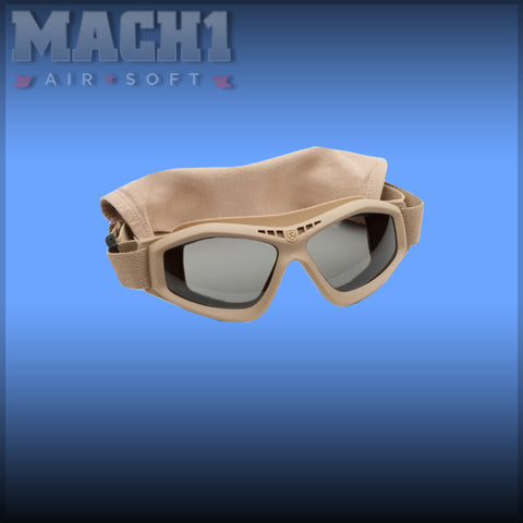 Revision Military Bullet Ant Goggle Basic Solar - Tan