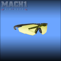 Stinger Hawk Basic Black - Yellow Lens