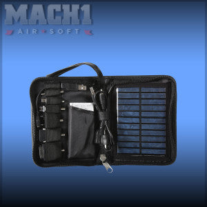 Rothco Deluxe Cell Phone/iPhone Solar Charger