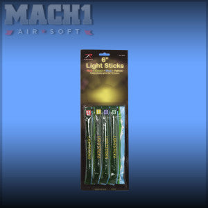 "Rothco 4-Pack 6"" Chemical Lightsticks"