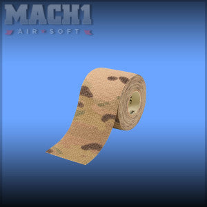 Rothco McNett Camo Form - Self Cling Camo Wrap