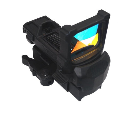 NCSTAR SPD Flip up Red Dot (Solar powered Flip up sight)