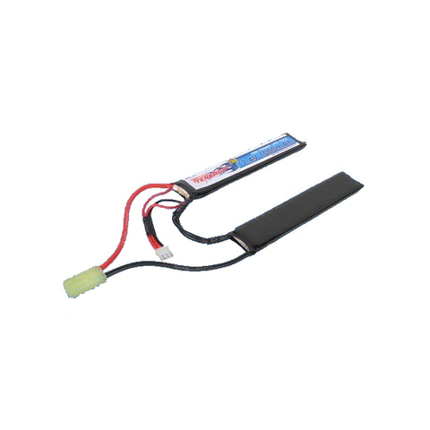 High Power LiPo Nunchuck Pack 7.4V 1000mAh