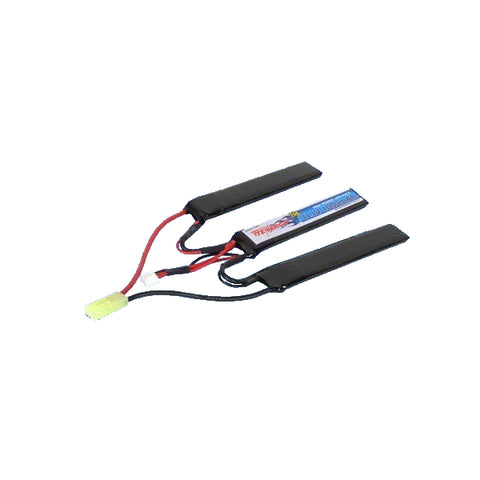 High Power LiPo Pack 11.1V 1000mAh Tenergy
