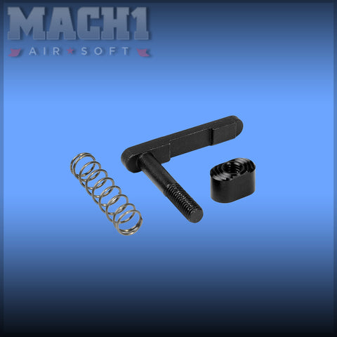 M4 GBBR Steel Magazine Catch Set