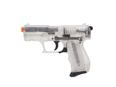 (CLEARANCE) Walter P22 Spring Powered Pistol Clear