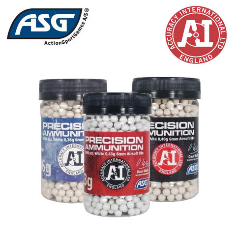 ASG Precision BB Pellets (Multiple Variations)