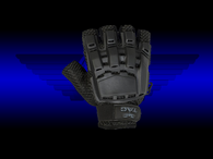Empire Hard Back Gloves by BT Paintball (Black, Large/XL)