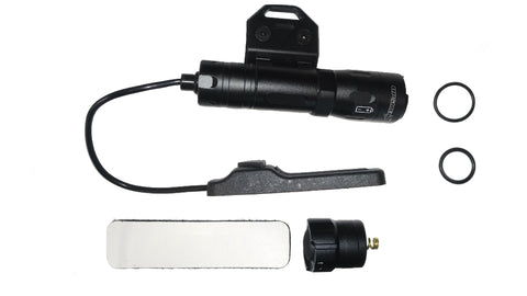 EARMOR FAST 301 800 Lumen Rifle Flashlight (KEYMOD)