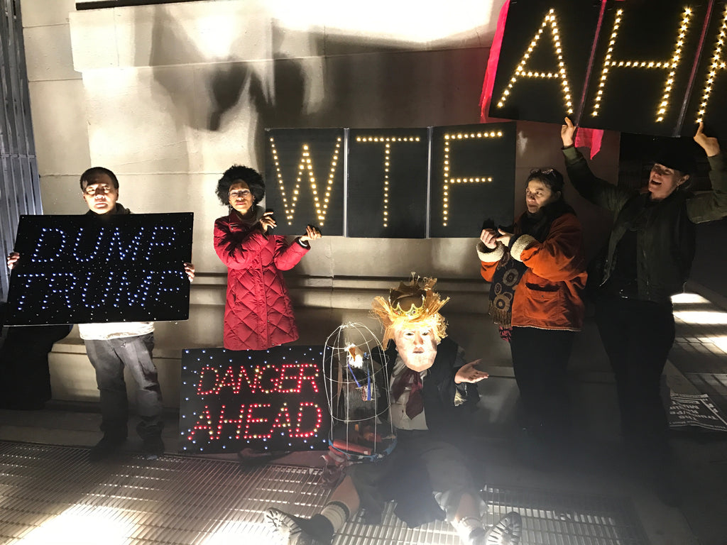 NYC Light Brigade