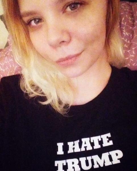 I Hate Trump Unisex T-Shirt