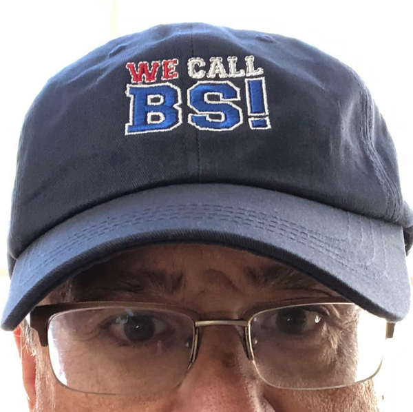 We Call BS! hat