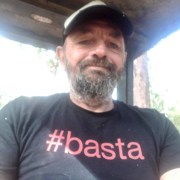 Men's #basta T-Shirt