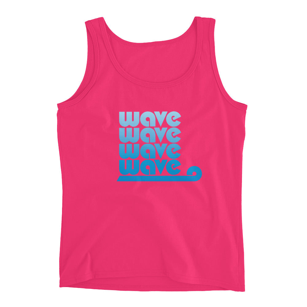 Women's Blue Wave Tank