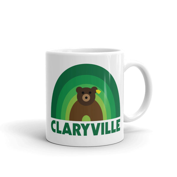 Claryville Mug Version Two (Big Head)