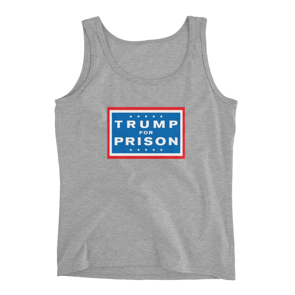 Women's Classic Trump For Prison Tank