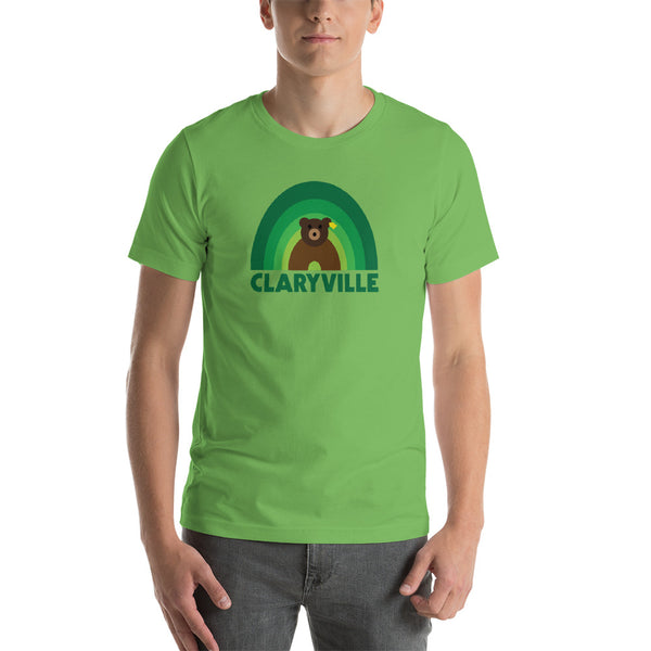 Claryville Unisex T-Shirt (Version 2 Big Head)