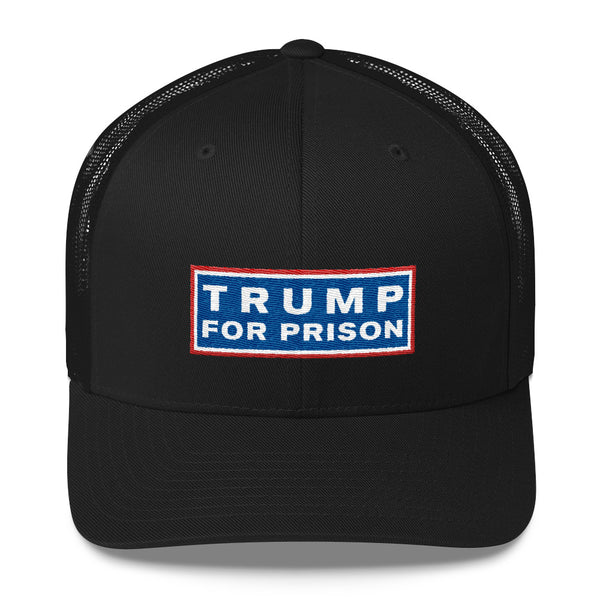 Classic Trump For Prison Mesh Trucker