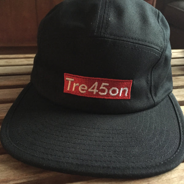 Tre45on Five Panel Cap