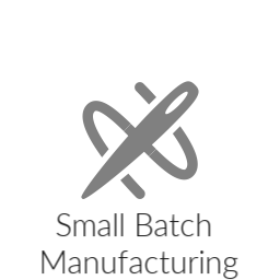 Fabled: what makes us different | Small batch manufacturing. Fashion scrubs made in small batches by a family-owned factory in California.