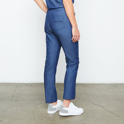 Harley Pant (Neptune Dust) | Fabled fashion scrub store has cute scrubs for sale, including fashion scrub pants and cute scrub pants.