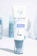 Dr. Nikko Skin Care Sheer Face Sunscreen SPF 40