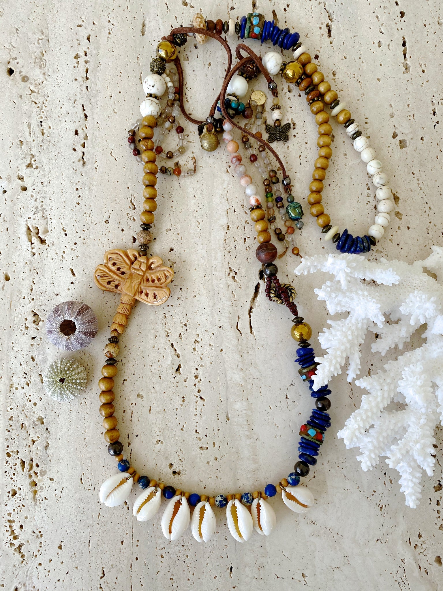 Cowrie Shell Beach Jewellery