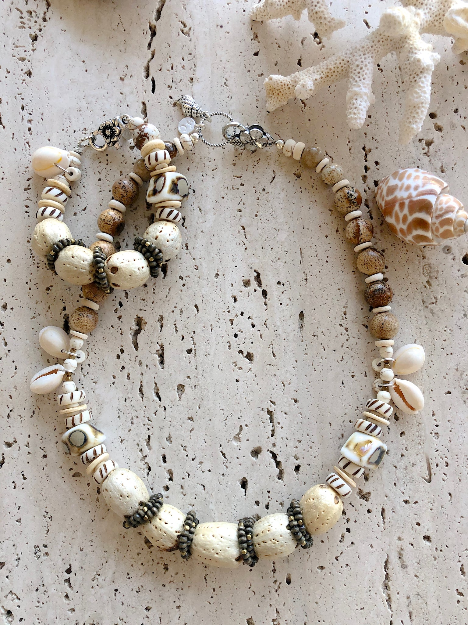 Islander Sea Sand Necklace
