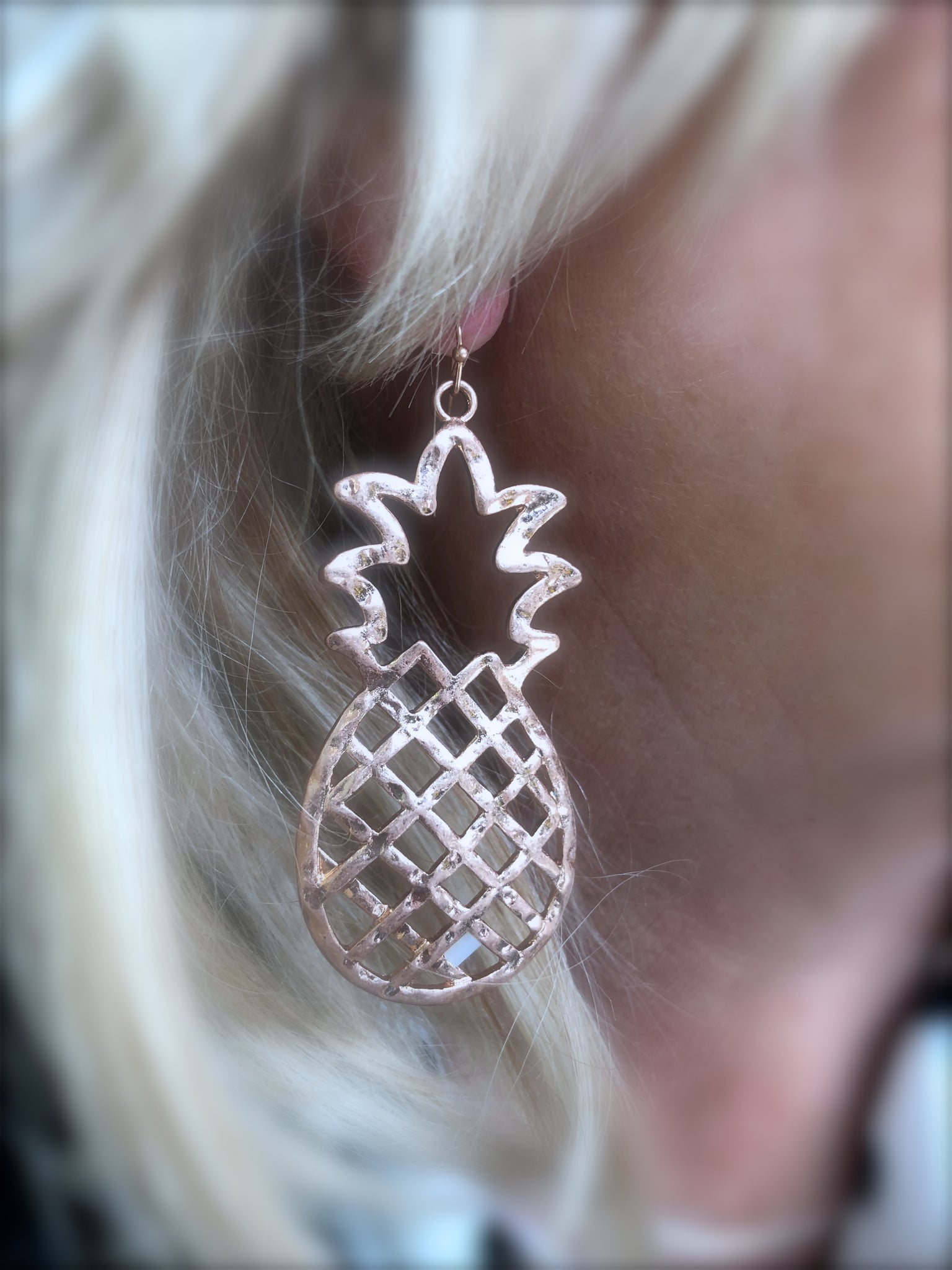 Pineapple Paradise Earrings