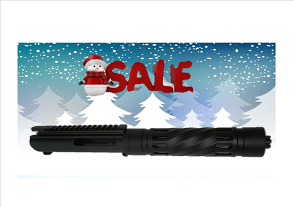 CHRISTMAS SPECIAL: AR-15 .223/5.56 WYLDE SLICK SIDE PISTOL 7.5'' UPPER ASSEMBLY