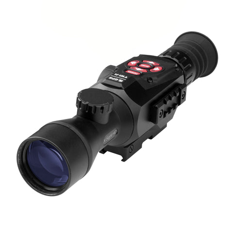 ATN Corporation X-Sight II Rifle Scope 3-14x Smart HD Digital Night Vision, Matte Black