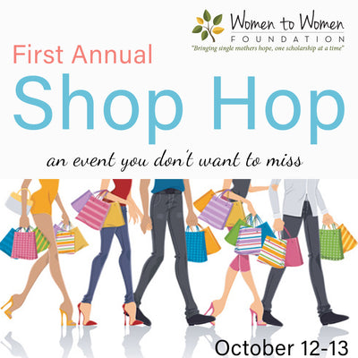 First Annual Shop Hop