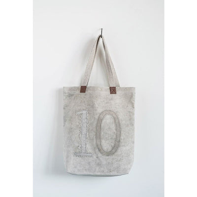 It's a 10 Canvas Bag