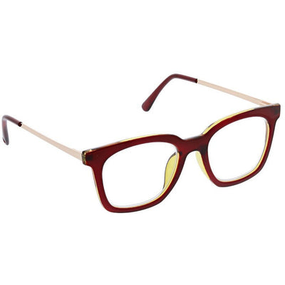 Moderne Metal Peepers-Red & Gold