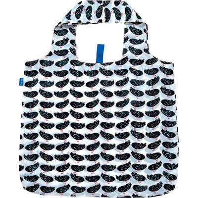 Highland Bird Black Blu bag-reusable