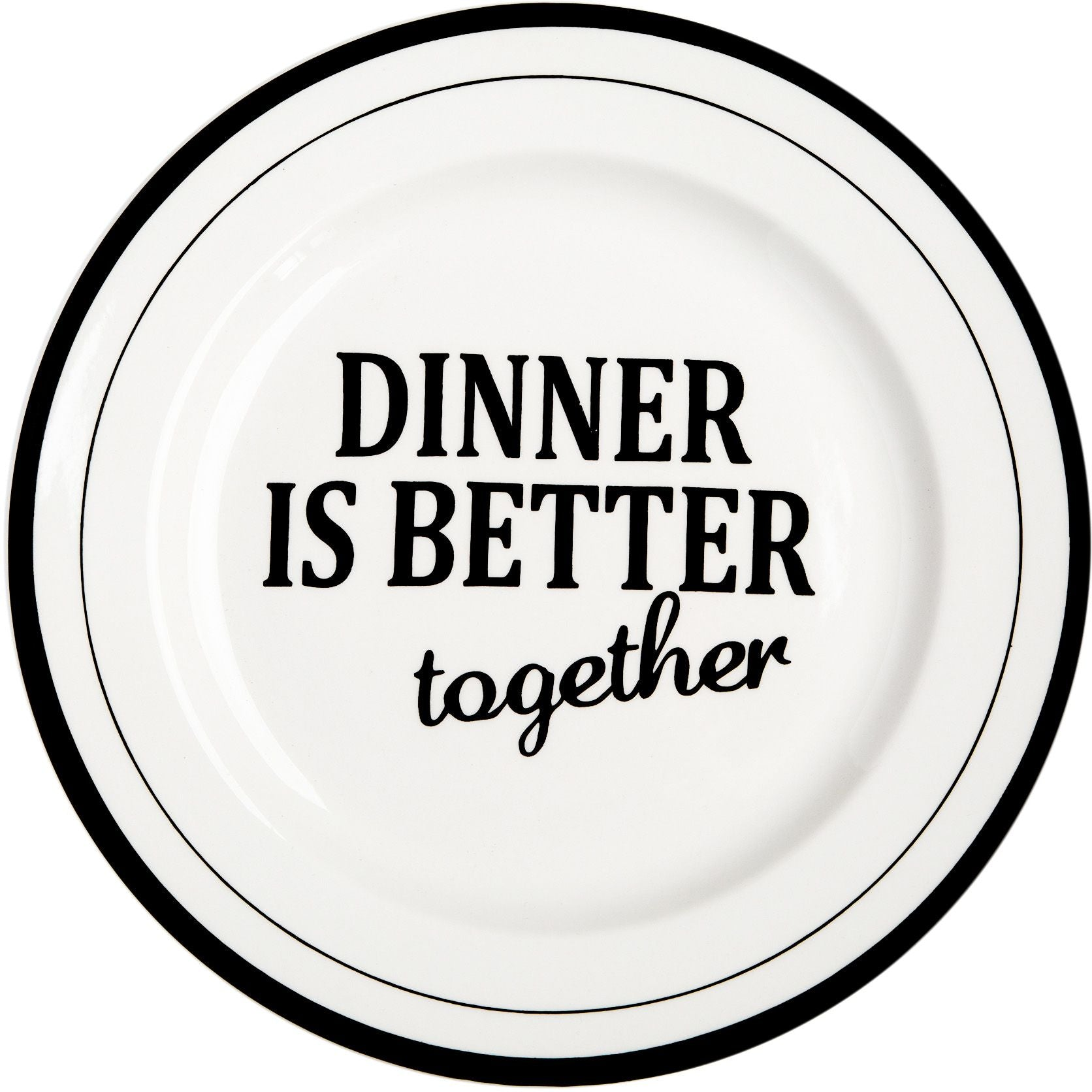 Dinner is Better Together