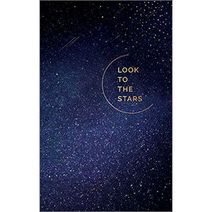 """Look To The Stars"" Journal"