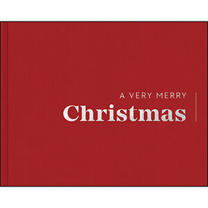 """A Very Merry Christmas"" Book"