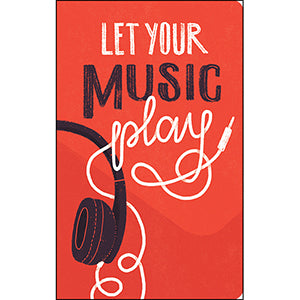 """Let Your Music Play"" Journal"