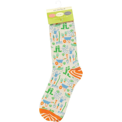 Garden Party Socks