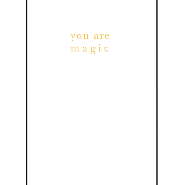 Sentiment Cards, Blank Inside