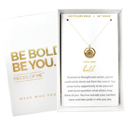 Bold Necklace - Gold