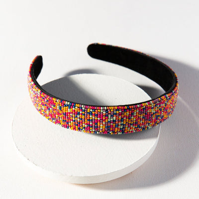 Bright Confetti Headband