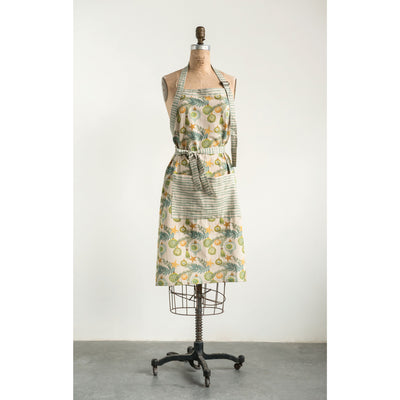 Citrus Cotton Apron