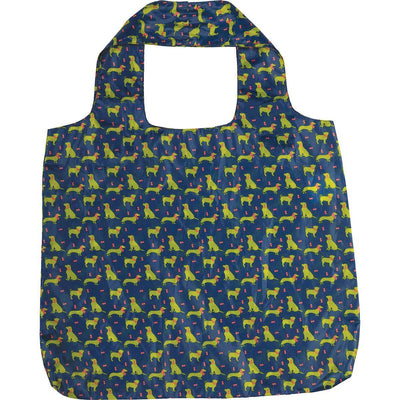 Dog  Pack Navy - Reusable Bag