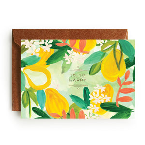 Brim & Bright Notecard Set