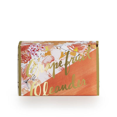 Grapefruit Oleander Bar Soap