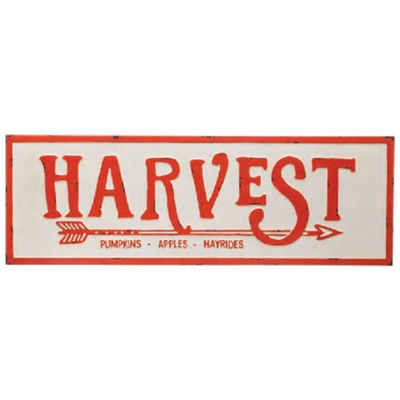 Harvest Fall Sign